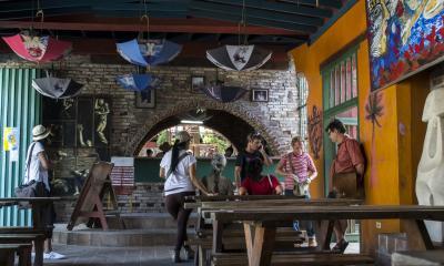 Mejunje, salle mythique de Santa Clara