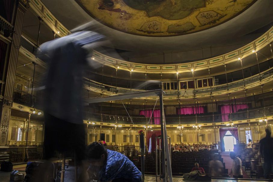 Théâtre Terry - Cienfuegos