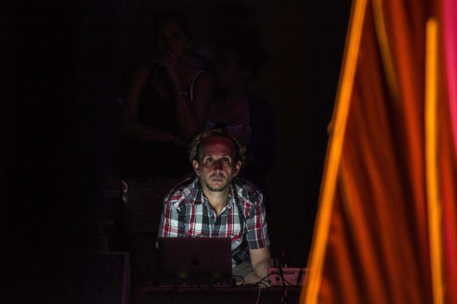 Christian Medina, metteur en scène de TUDA y PAKI